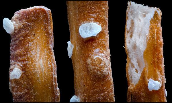 Salted Stick, Composition, Makro