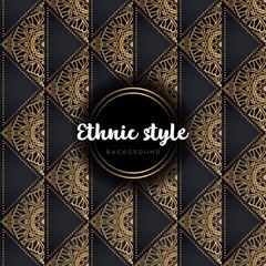Luxury vector pattern