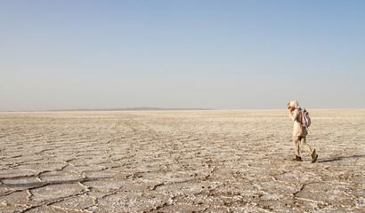 Salzwüste Wanderung