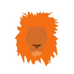 muzzle lion vector
