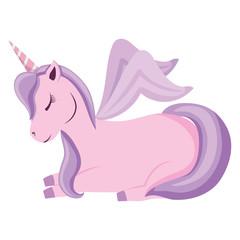 cute unicorn icon