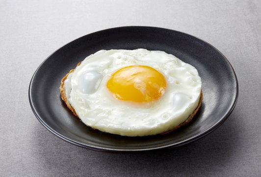 Delicious cuisine, fried egg