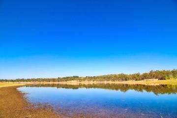 Storm King Dam In Stanthorpe, Queensland, Australia