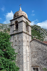 Serbian Orthodox Church Tower