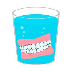 入れ歯洗浄