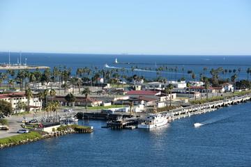 Port of Los Angeles in San Pedro, California