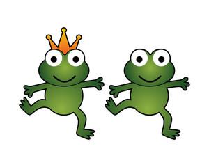 Dance frog