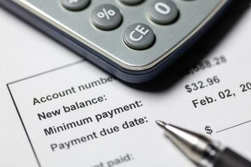 credit card minimum payment