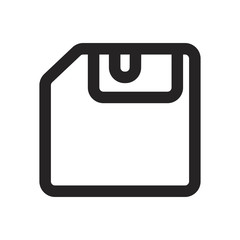 Save vector icon