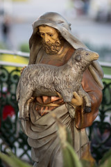 pastor de nacimiento