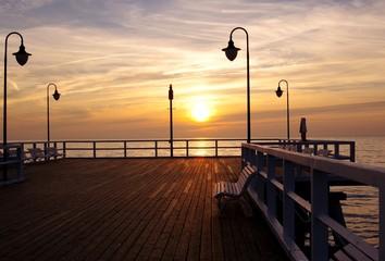 Molo Gdynia
