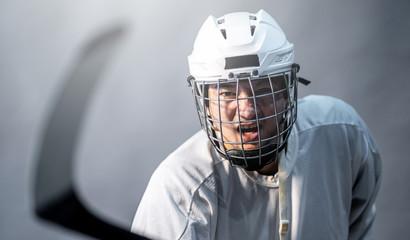 Professional ice hockey player, one Lighting