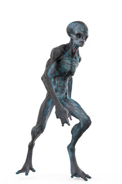 big boss grey alien