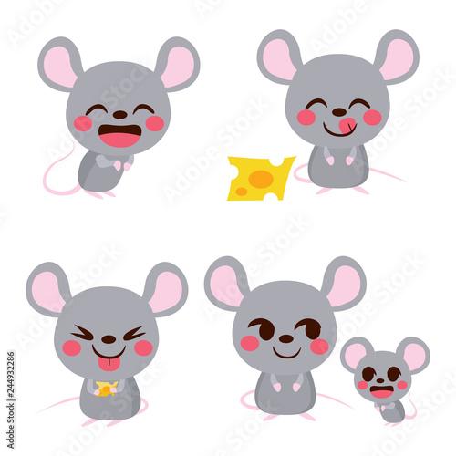98f1382d720 Cute Mouse Set
