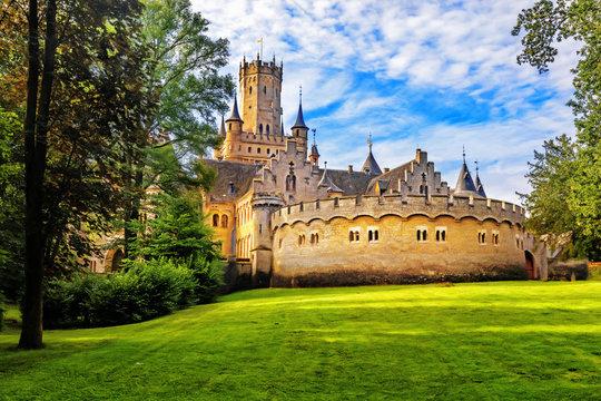 Marienburg Castle, Lower Saxony, Germany
