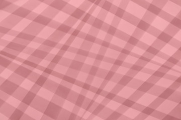 Abstract geometric design wallpaper, pink and terracotta color, striped checkered texture