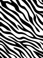 Zebra print . Texture for fashion, clothes, paper print and website backdrop, fabric textile, A4 paper, poster, postcard, wrapping