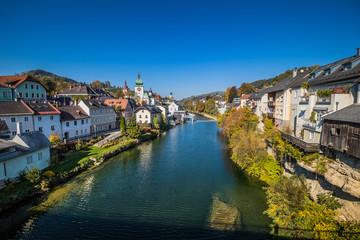 Waidhofen an der Ybbs ist eine Statutarstadt in Niederösterreich. Die Geschichte der Stadt wurde geprägt von ihrer jahrhundertelangen Stellung als Zentrum der Eisenverarbeitung.