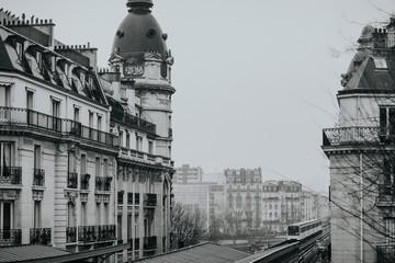 Paryski krajobraz - 244992032