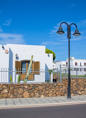 The village is in the municipality of Aria in the province of Las Palmas in the north of Lanzarote. Canary Islands. Spain