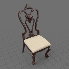 Classic dining chair 1