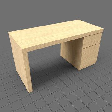 Large table desk