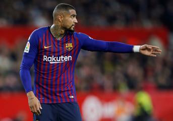 Copa del Rey - Quarter Final - First Leg - Sevilla v FC Barcelona