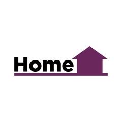 Home vector logo.