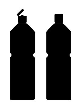 open and close plastic bottles