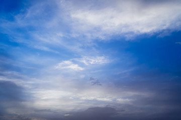 Sky clouds texture