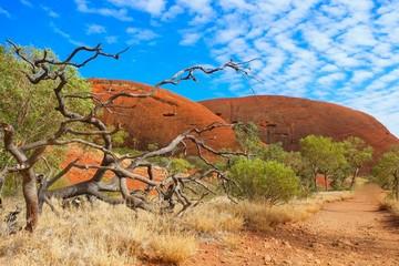 オーストラリアのエアーズロック