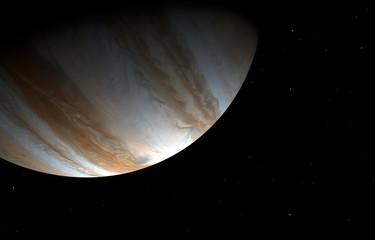 Jupiter - High resolution 3D images