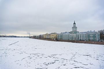 University embankment
