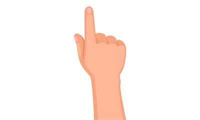 Kid Hand pointer