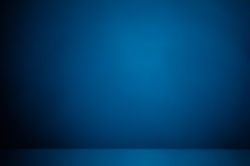 blue light background with copy-space