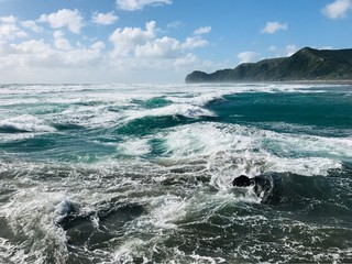 Waves in New Zealand