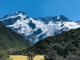Moun Cook National Park, Neuseeland