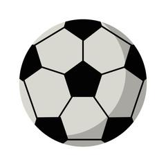 soccer sport ball isolated