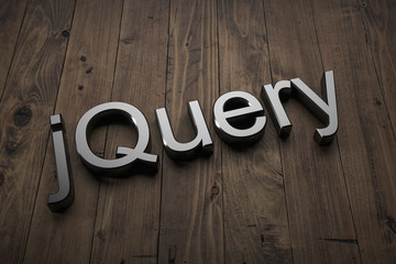 jQuery - Text on table