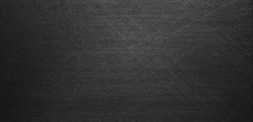 Stein Tafel Schwarz mit Kratzer Dunkler Beton Design Wand Hintergrund