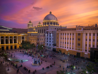 Historic Center of San Salvador