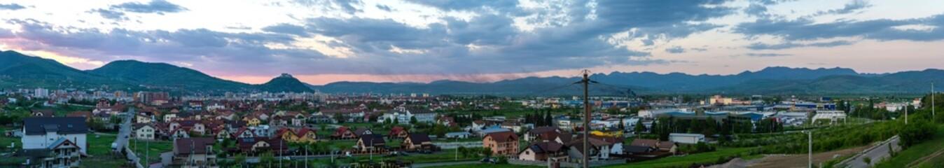 Panorama City Deva, RO