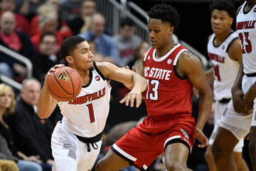 NCAA Basketball: N.C. State at Louisville