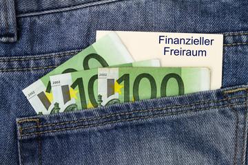 Finanzieller Freiraum