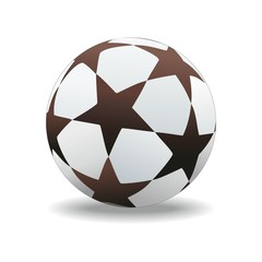 image of football ball, image for posters