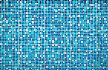 Blue texture Pool Tile