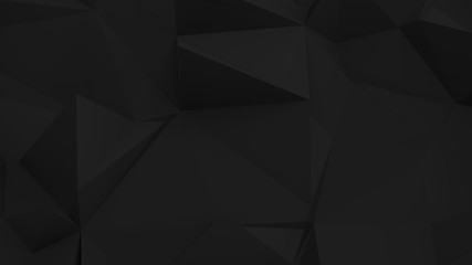 Fototapete - Black abstract background