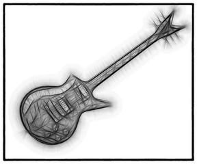 Guitar Fractal 08