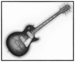 Guitar Fractal 19