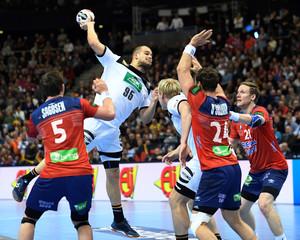 IHF Handball World Championship - Germany & Denmark 2019 - Semi Final - Germany v Norway